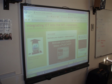 Blogging and Podcasting at St Benedict's3