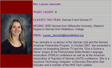Lauren Jannotta