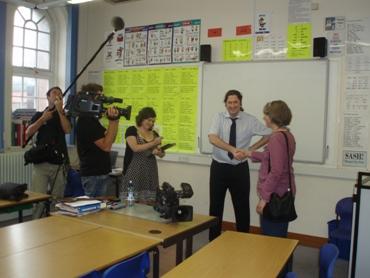 TeachersTV visit Nodehill