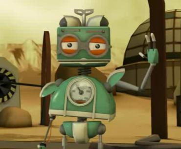 Robert le robot