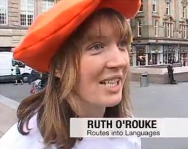 Ruth O'Rourke