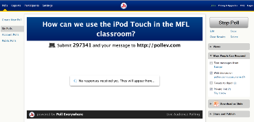 Medina MFL Training Poll Everywhere2