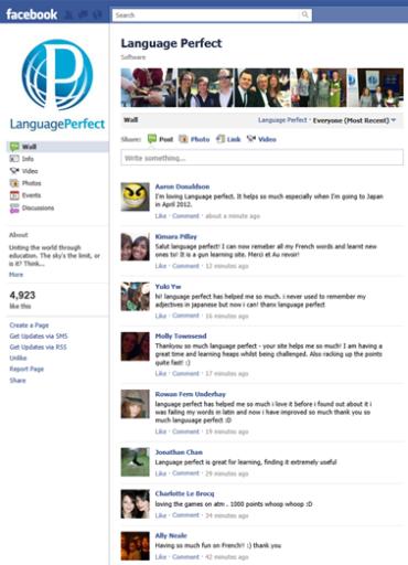 LPWC on Facebook