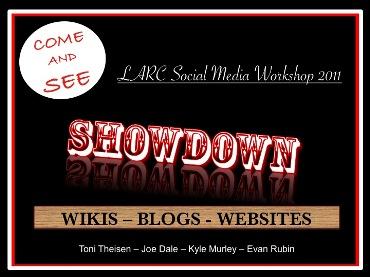 LARC SM Showdown