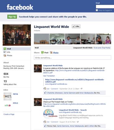 Lingu@net Worldwide on Facebook