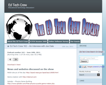 ED Tech Crew Podcast