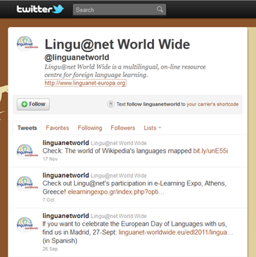Lingu@net Worldwide on Twitter