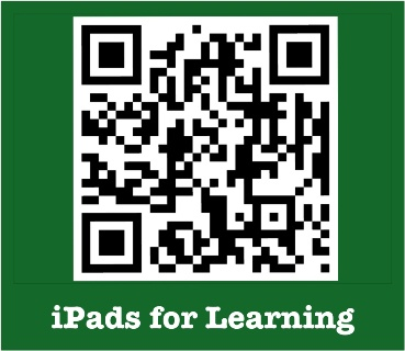 IPads_for_learning_Joe_Dale_QR_code