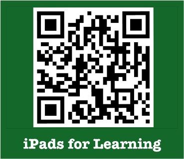 IPads_for_learning_Joe_Dale_QR_code