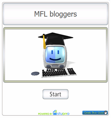 Do you know your MFL bloggers?