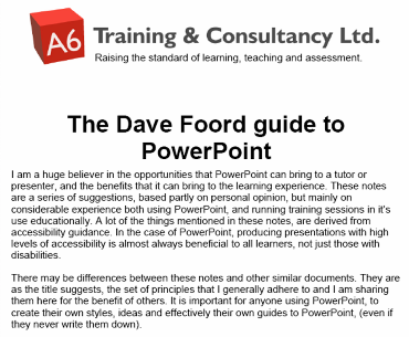 Dave_foord_guide_to_powerpoint