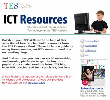 Tes_ict_resources