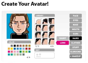 Avatar dating site