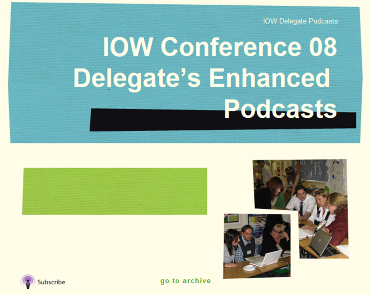 Iow_conference_08_delegate_podcasts